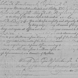 Document, 1779 June 28