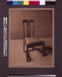 Dining side chair.