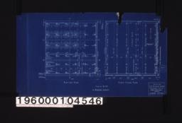 Footing plan\, first floor plan :Sheet no. 1.