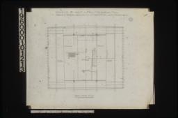 Third floor plan :4.