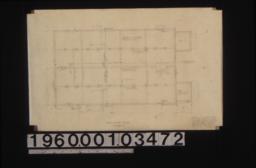 Foundation plan :Sheet no. 2. (3)