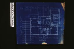 2nd floor plan :Sheet no. 3.