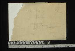 Unidentified detail drawings