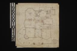 First floor plan\, section A-A :2\,