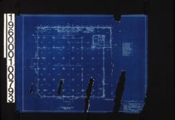 Balcony floor plan :[Sheet No. 14] /