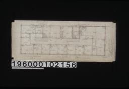 Plan of second floor :No. 3.