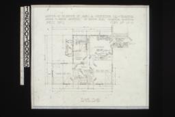 Floor plan :Sheet no. 2\, (3)