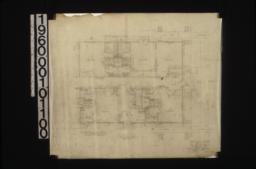 First floor plan : Sheet no.2.