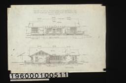 Front elevation\, north elevation :Sheet no. 3.