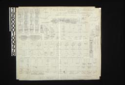 Inch scale and F.S. details of doors :Sheet No. 13\,