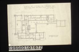 Foundation plan :Sheet no. 1\, (2)