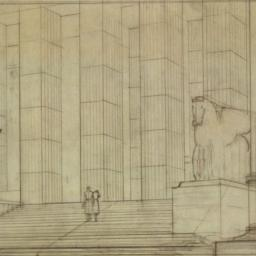 Soldiers Memorial building ...