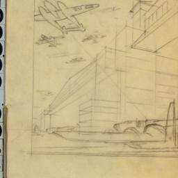 Power in buildings.Airplane...