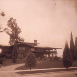 [David B. Gamble house, Pas...