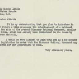 Letter: 1956 April 23