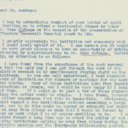 Letter: 1937 April 21