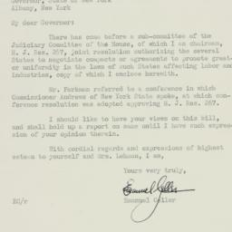 Letter: 1934 March 24