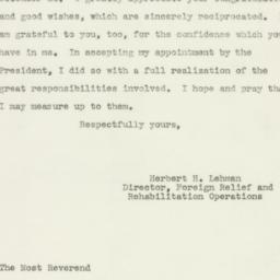 Letter: 1943 January 4