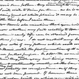 Document, 1831 April 06