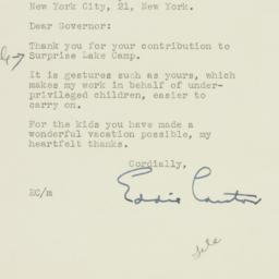 Letter: 1948 February 3