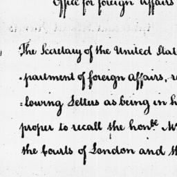 Document, 1788 February 08