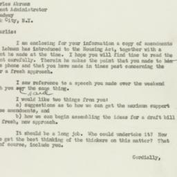 Letter: 1955 May 25