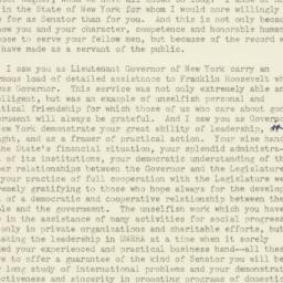 Letter: 1949 October 5