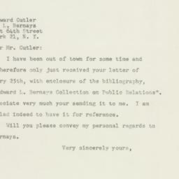 Letter: 1948 March 20