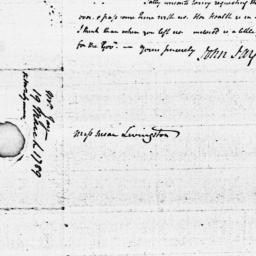 Document, 1789 March 19