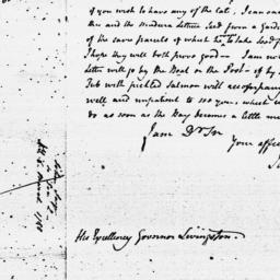 Document, 1788 March 06