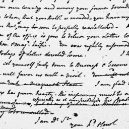 Document, 1786 August 01