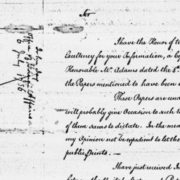 Document, 1786 July 06