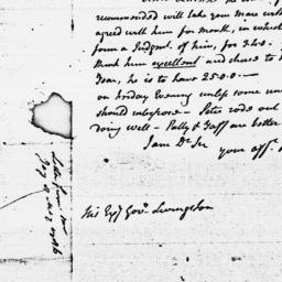 Document, 1786 May 08