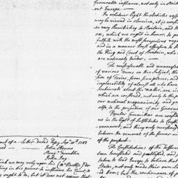 Document, 1783 September 10