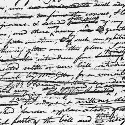 Document, 1809 February 23