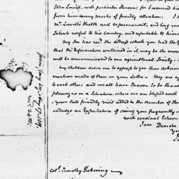 Document, 1819 May 17