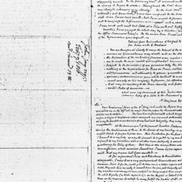 Document, 1810 February 07