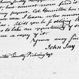 Document, 1797 July 05