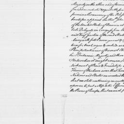Document, 1783 May 19