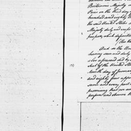 Document, 1784 March 31