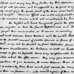 Document, 1796 May 01