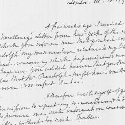 Document, 1796 October 10