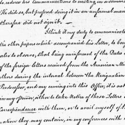 Document, 1785 January 31
