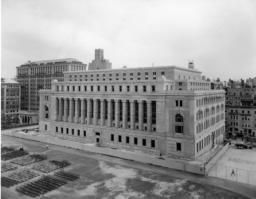 Butler Library Construction 26