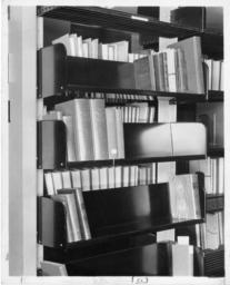 Book Sorting Shelves