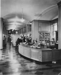 Reference Room and Catalogue