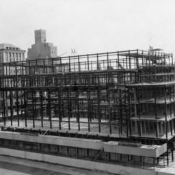 Butler Library Construction 10