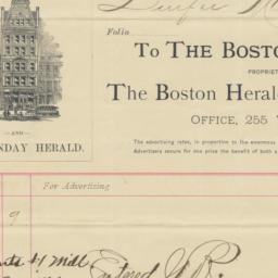 Boston Herald Co.. Bill