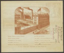 Wm. H. Jackson & Co.. Bill - Recto
