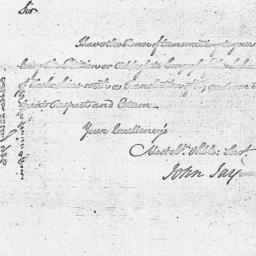 Document, 1786 August 23